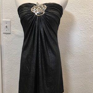 Princess strapless dress